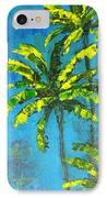 Palm Trees IPhone Case by Patricia Awapara