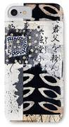 Papers IPhone Case by Carol Leigh
