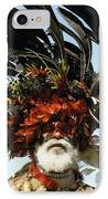 Papua New Guinea, Portrait IPhone Case by Jeremy Hunter