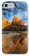 Patriarchs Of Zion IPhone Case by Chad Dutson