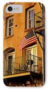 Patriotic IPhone Case by M Glisson
