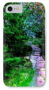 Perhaps It Will Come IPhone Case by Shirley Sirois