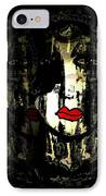 Personality IPhone Case by Natalie Holland