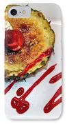 Pineapple Creme Brulee Maui Style IPhone Case by Karon Melillo DeVega