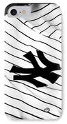 Pinstripe Pride IPhone Case by John Rizzuto