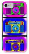 Pop Art Robin Proofs IPhone Case by Mike McGlothlen