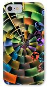 Portal 5 IPhone Case by Wendy J St Christopher