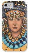 Pre-inca 3 IPhone Case by Jane Whiting Chrzanoska