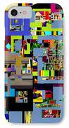precious is man for he is created in the Divine Image 5 IPhone Case by David Baruch Wolk