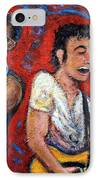 Prove It All Night Bruce Springsteen And The E Street Band IPhone Case by Jason Gluskin
