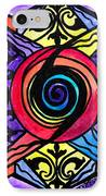 Psychic IPhone Case by Teal Eye  Print Store