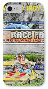 Racing Dreams IPhone Case by David Lee Thompson