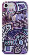 Radio Active IPhone Case by Barbara St Jean