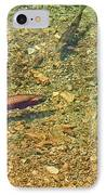 Rainbow Trout IPhone Case by Tonya Hance