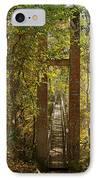 Ravine Gardens State Park In Palatka Fl IPhone Case by Christine Till