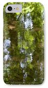 Reflection Of Woods IPhone Case by Sonali Gangane