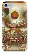 Rem Sleep IPhone Case by Wendy J St Christopher