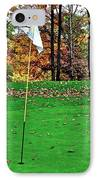 Ridgewood Golf And Country Club IPhone Case by Frozen in Time Fine Art Photography