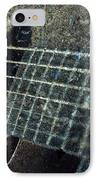 Rock Guitar IPhone Case by Photographic Arts And Design Studio