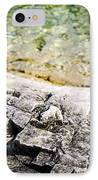 Rocks At Georgian Bay IPhone Case by Elena Elisseeva
