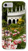 Rococo Spring IPhone Case by Anne Gilbert
