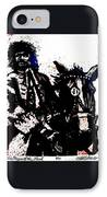Rogue Of The Road IPhone Case by Seth Weaver