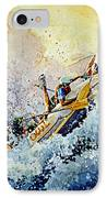 Rollin' Down The River IPhone Case by Hanne Lore Koehler