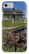 Rural Ontario IPhone Case by Steve Harrington