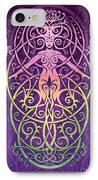 Sacred Ecology V.2 IPhone Case by Cristina McAllister