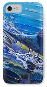 Sail On The Reef Off0082 IPhone Case by Carey Chen