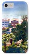 Sea View Del Mar IPhone Case by Mary Helmreich