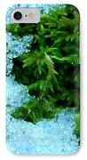 Seasons Fight IPhone Case by Lucy D