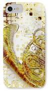 See The Sound IPhone Case by Jack Zulli