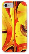 Seedlings IPhone Case by Wendy J St Christopher