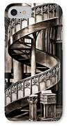 Serpentine IPhone Case by Venetta Archer