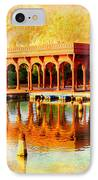 Shalimar Gardens IPhone Case by Catf