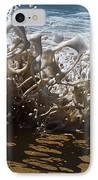 Shorebreak - The Wedge IPhone Case by Joe Schofield