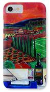 Siena Hillside IPhone Case by Patti Schermerhorn