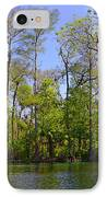 Silver River Florida IPhone Case by Christine Till