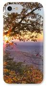 Smoky Mountain High IPhone Case by Debra and Dave Vanderlaan