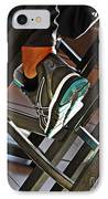 Sneaker IPhone Case by Sarah Loft