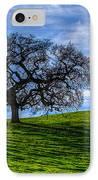 Sonoma Tree IPhone Case by Chris Austin