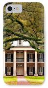 Southern Class Painted IPhone Case by Steve Harrington