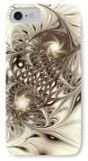 Sparrow IPhone Case by Anastasiya Malakhova