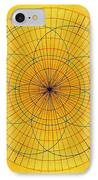 Spinning Around IPhone Case by Tom Druin
