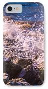 Splashes IPhone Case by Dawn OConnor
