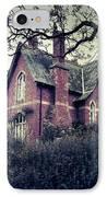 Spooky House IPhone Case by Joana Kruse