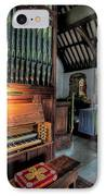 St Digains Church IPhone Case by Adrian Evans