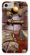 Steampunk - Gears - Reverse Engineering IPhone Case by Mike Savad