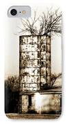 Still Supporting Life IPhone Case by Marcia L Jones